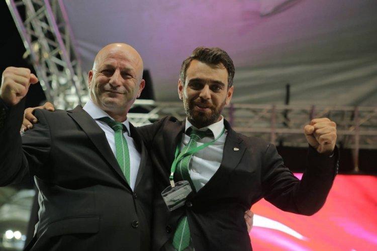 Bursaspor'da mazbata töreni pazartesi yapılacak