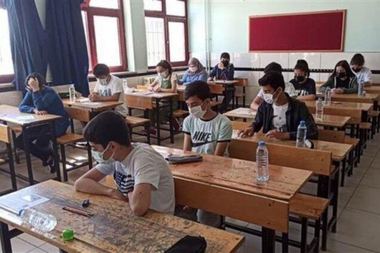 3 bin 157 öğrenci kimlikle LGS'ye girdi
