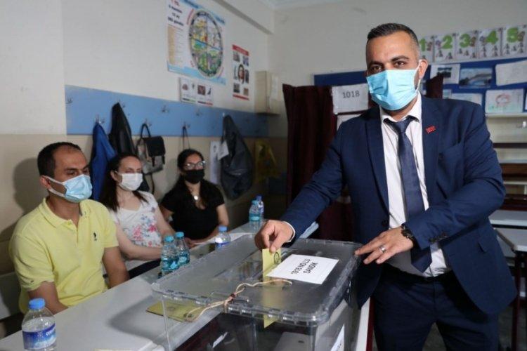 Türkiye genelinde 765 yerde seçim var