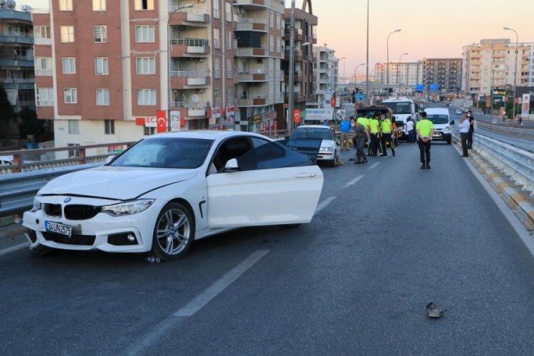 Arıza yapan otomobil kaza yaptı! 2 ölü 2 yaralı