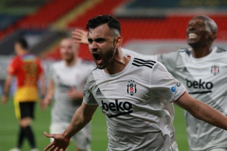 Ghezzal: Beşiktaş'ta kalmak istiyorum