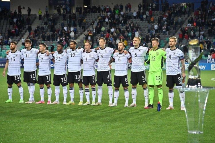 21 Yaş Altı Avrupa şampiyonu, Almanya oldu