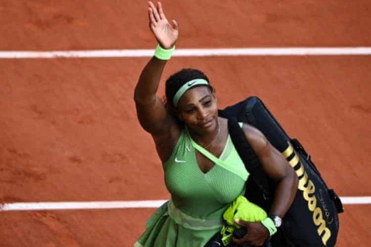 Serena Williams Fransa Açık'ta elendi