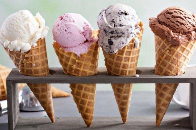 Dondurma imalatında titizlik şart!