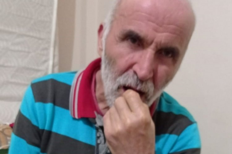 Bursa'da kayıp yaşlı adamdan sevindirici haber
