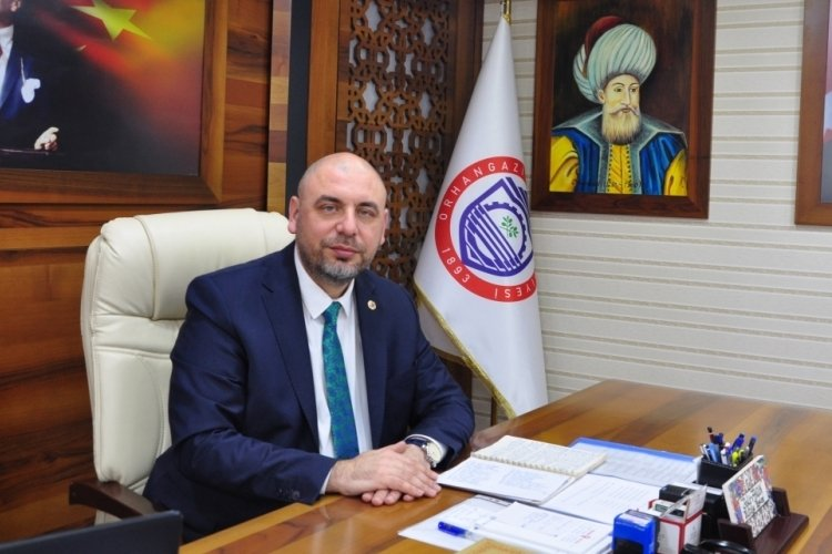 Bursa Orhangazi Belediye Başkanı Aydın'dan 'ihraç' açıklaması