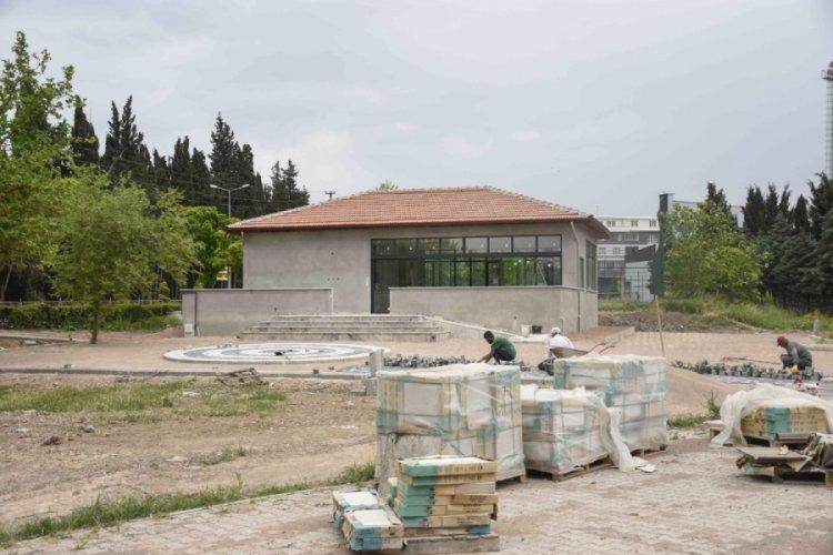 Bursa Karacabey'de spor adası gün sayıyor