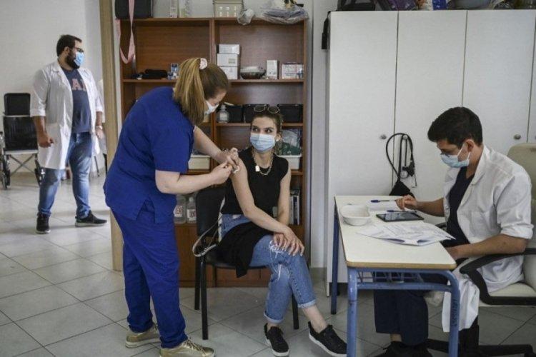 Yunanistan'da adalardaki herkes aşılanacak