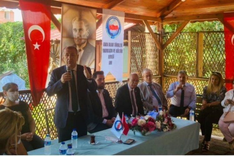 Ümit Özdağ yeni partinin kurulacağı tarihi açıkladı