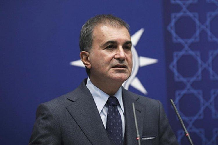 Ömer Çelik'ten HDP açıklaması