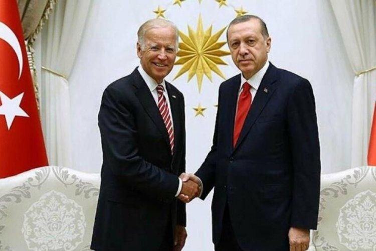 Erdoğan-Biden görüşmesiyle ilgili ABD'den flaş açıklama