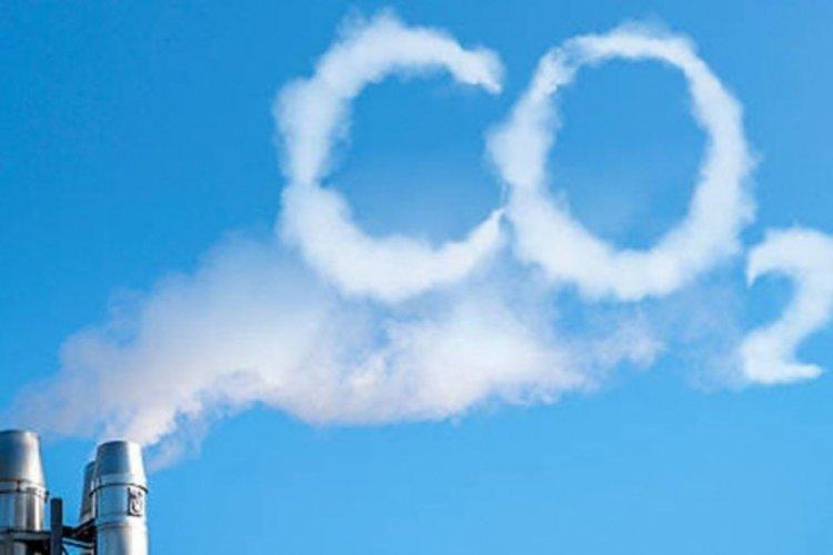 Atmosferdeki karbondioksit oranı en yüksek seviyede