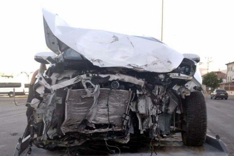Kayseri'de tır kazasında 5 yaralı