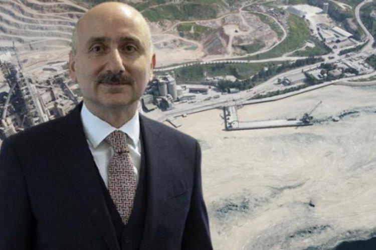 Bakan Karaismailoğlu: Kanal İstanbul, Marmara'daki deniz salyasını bitirecek
