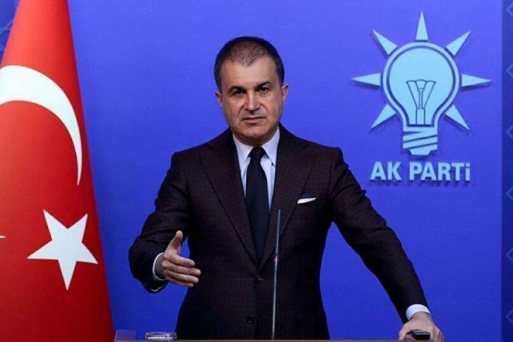 AK Parti Sözcüsü Ömer Çelik'ten Kanada'daki saldırıya tepki