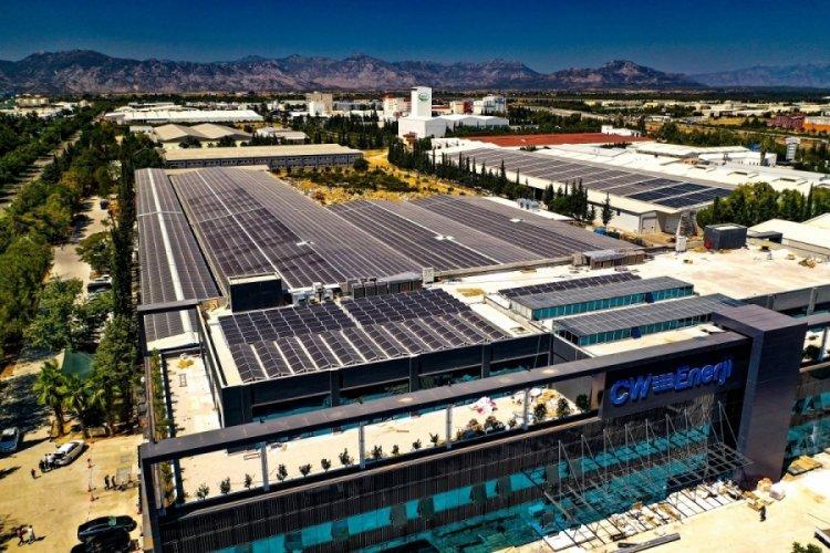 CW Enerji, Solarex İstanbul Fuarı'nda en yenilikçi ürünlerini sergileyecek