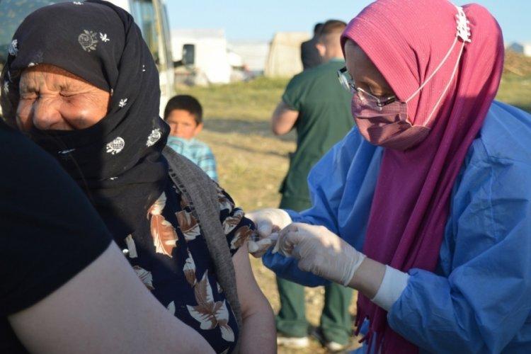 Eskişehir' de Covid-19 aşı sayısı 450 bini geçti