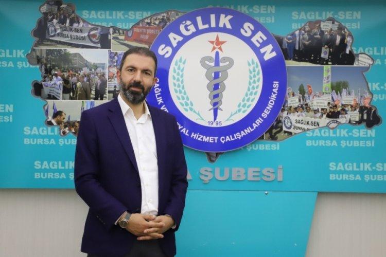 Bursa İznik Devlet Hastanesi'nde nöbet krizi yaşanıyor