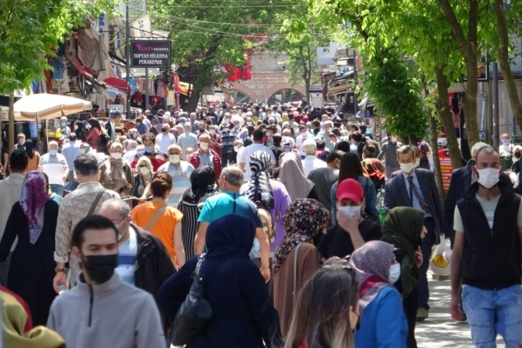 Bursa'nın haftalık vaka sayısı açıklandı
