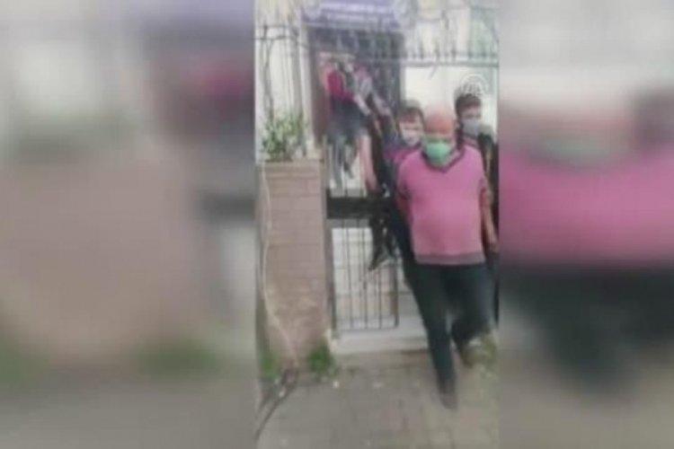 Gasp senaryosunu polis çözdü! Bursa'da olduğu iddia edilen paralar evden çıktı