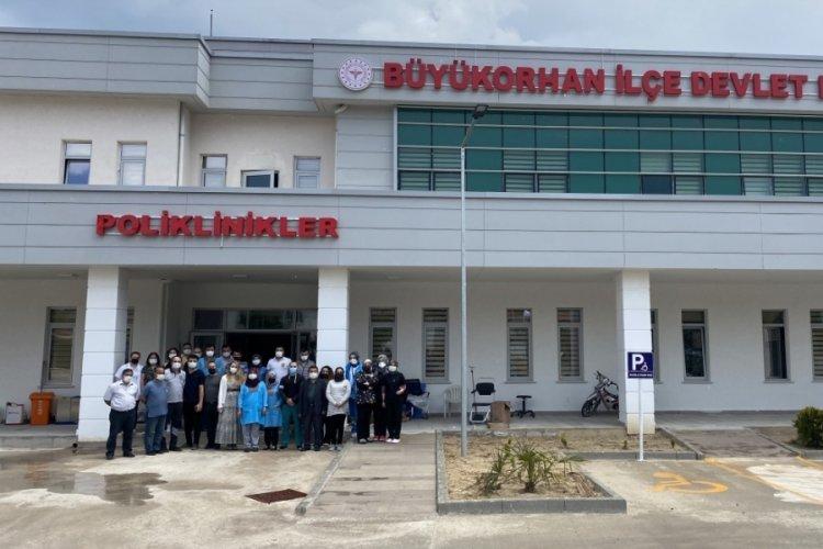 Bursa Büyükorhan Devlet Hastanesi hizmete girdi