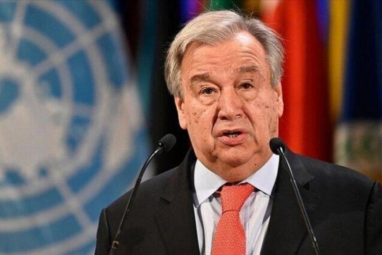 Guterres güvenlik konseyi tarafından göreve yeniden seçildi