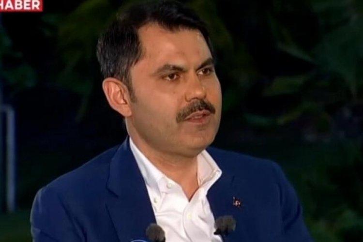 Marmara Denizi nasıl kurtulacak? Bakan Kurum açıkladı