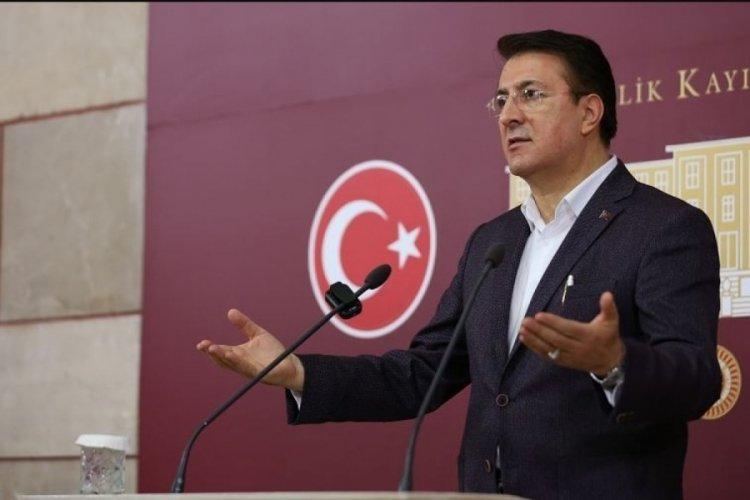Milletvekili Aydemir'den Şık'a sert cevap!