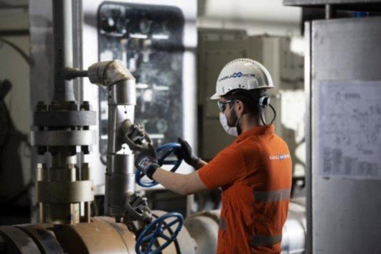 Elektrik santrallerinde sosyal mesafe çözümleri geliştirildi