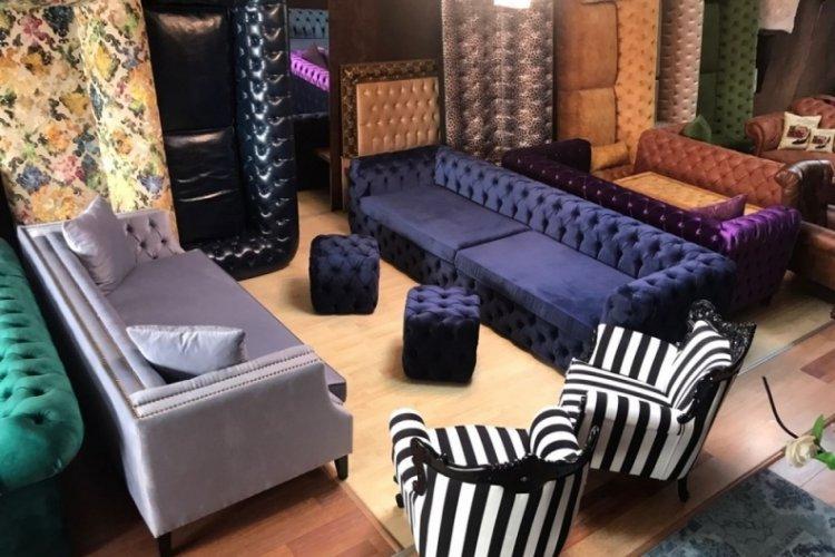 Cumartesi alışverişleri Bursa'da mobilya piyasasını hareketlendirdi