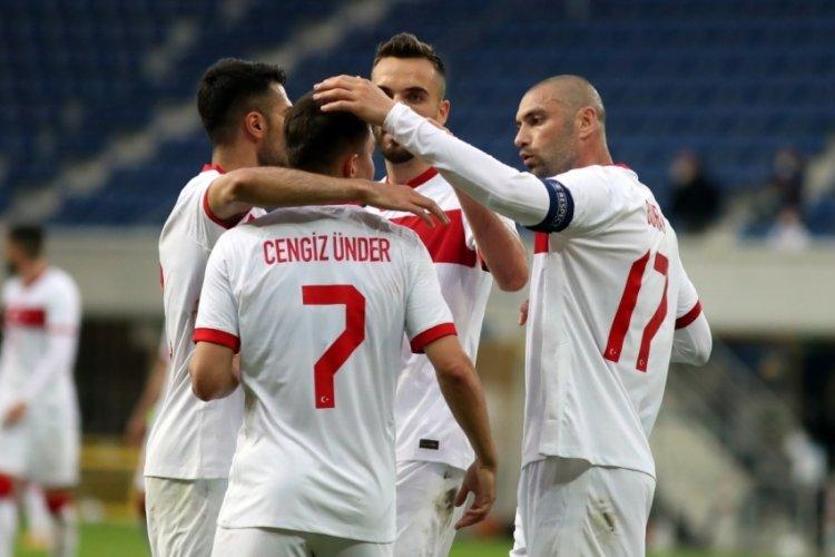 A Milli Futbol Takımı ilk kez açılış maçına çıkıyor