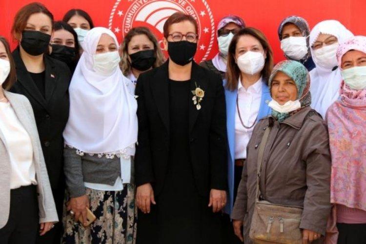 """Eskişehir'de """"Kız Kardeşim"""" eğitimleri gerçekleştirildi"""
