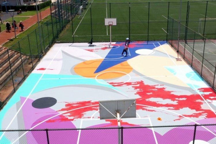 Red Bull Half Court'ta ilk eleme Bursa'da yapılacak