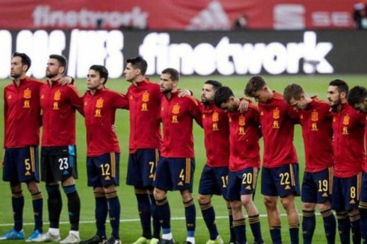 İspanya Milli Takımı'nda aşılanma kararı