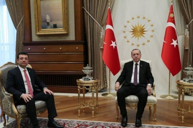 İmamoğlu'ndan Cumhurbaşkanı Erdoğan'a yanıt geldi