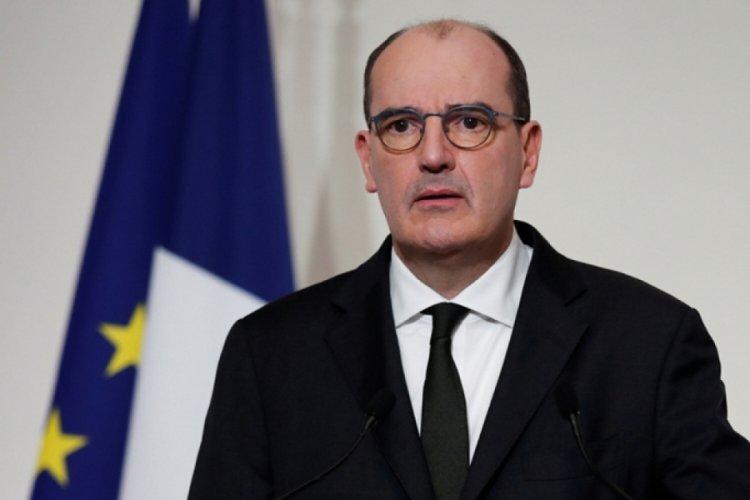 Fransa Başbakanı karantinada