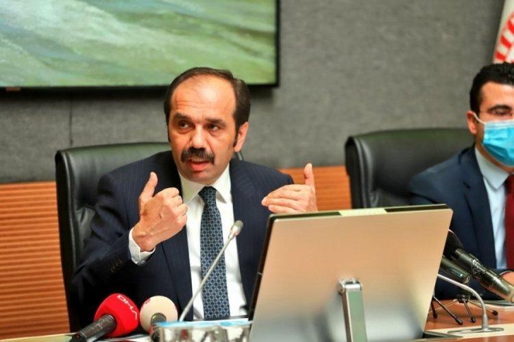 TBMM Çevre Komisyonunda müsilaj sorunu görüşüldü