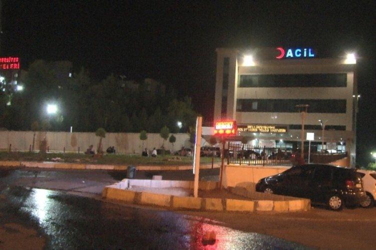 Diyarbakır'da damat dehşeti: Pompalıyla ateş açtı