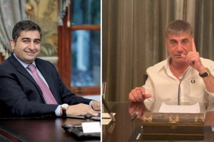 Sedat Peker'den Süleyman Soylu'ya yeni itham!