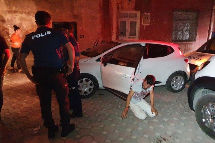 Polisten 15 kilometre kaçan ehliyetsiz sürücüye ceza yağdı