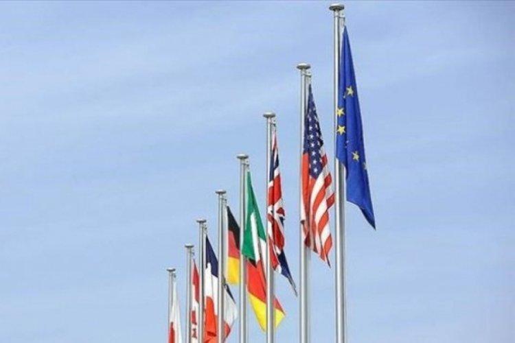 G7 Zirvesi'nde şüpheli paket paniği