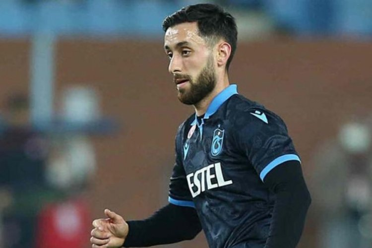 Trabzonspor'da Yunus Mallı erken başladı