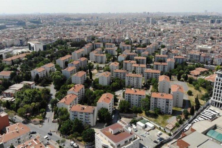 Zeytinburnu'nda, kentsel dönüşüm çalışmalarına başlanıyor