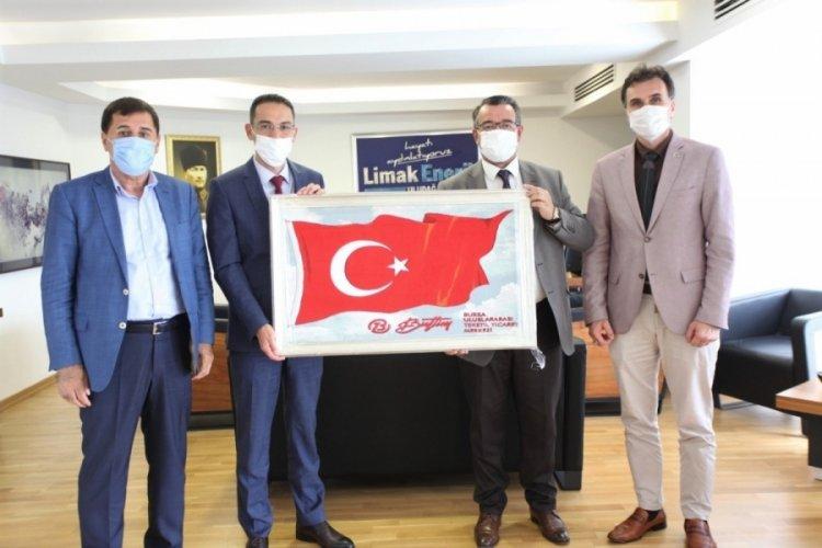Bursa Uluslararası Tekstil Ticaret Merkezi, elektrikli şarj istasyonuna talip