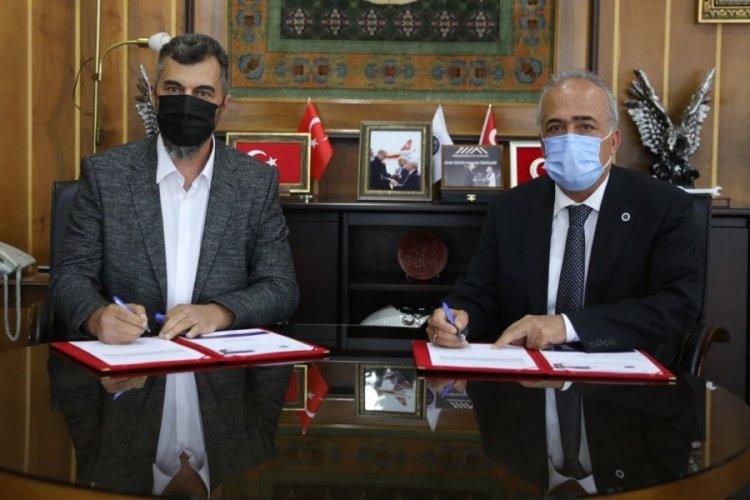 İmzalar atıldı, Bursa'daki veriler Erzurum'da yedeklenecek