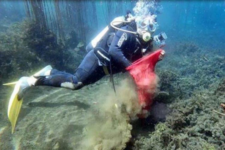 Antalya'nın içme suyu kaynağı alarm veriyor: Dibi çöplük gibi...