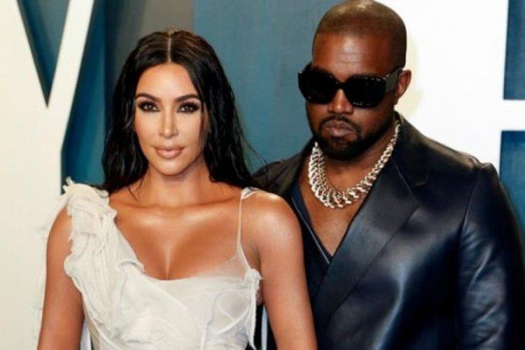 Ünlü yıldız, Kim Kardashian'dan boşanmadan Irina Shayk ile yakalandı