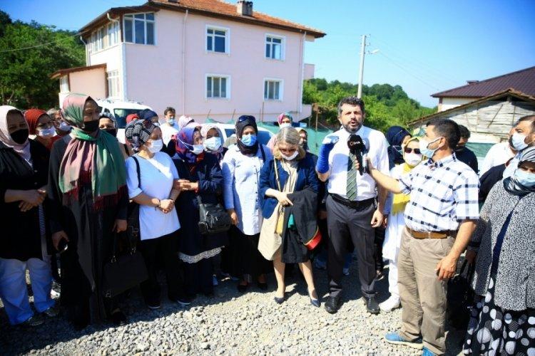 Sakarya'da havai fişek fabrikasındaki patlamaya ilişkin 7 sanığın yargılanması sürüyor