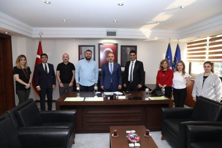 Bursa'da çevreci istasyonlar ödüllendirildi