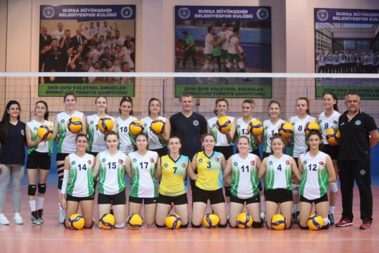 Bursa Büyükşehir Belediyespor Bölgesel Lig'de ilk maçlarına çıkıyor